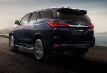New Toyota Fortuner Facelift