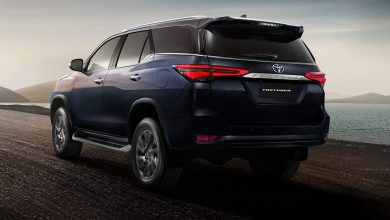 New Toyota Fortuner Facelift