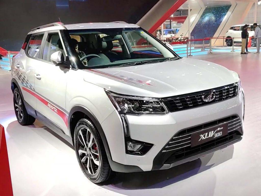 New SUV Mahindra XUV300 Sportz