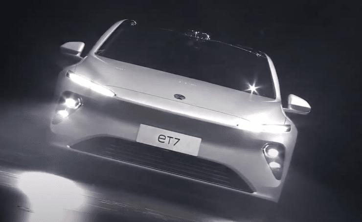 NIO ET7 Sedan