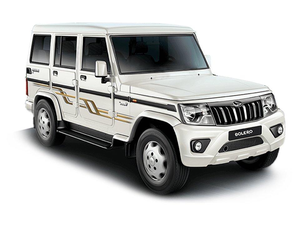 New SUV Mahindra Bolero