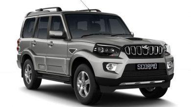 New SUV Mahindra Scorpio