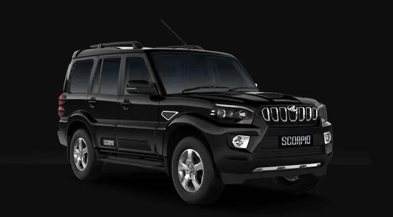 Mahindra Scorpio discount offers