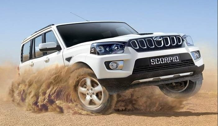 Mahindra Scorpio SUV comes with discount offers of upto Rs. 39,502