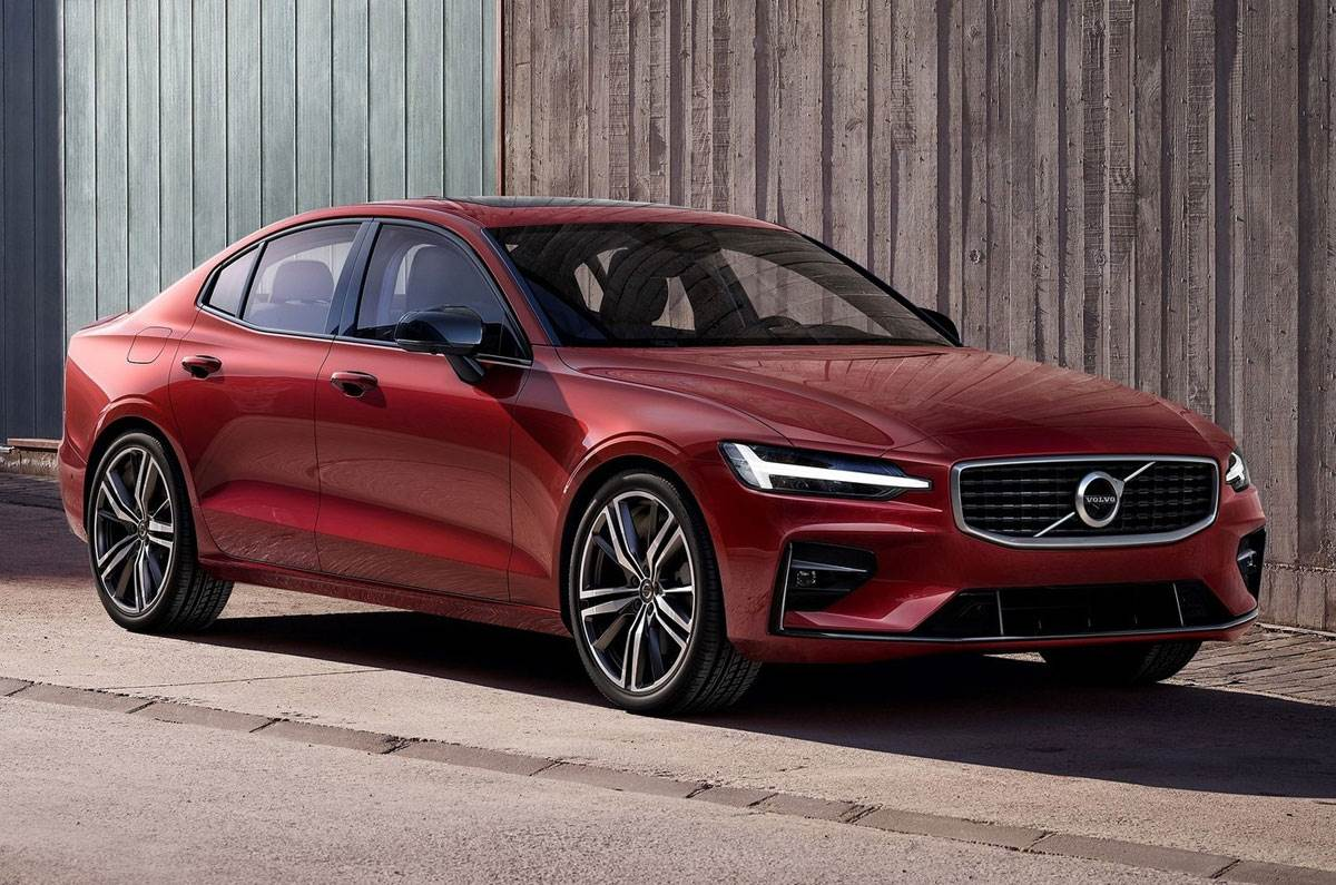 2021 Volvo S60 launched at a price of 45.90 lakh ...