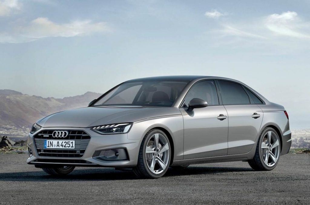 Audi A4 Facelift launched in India today