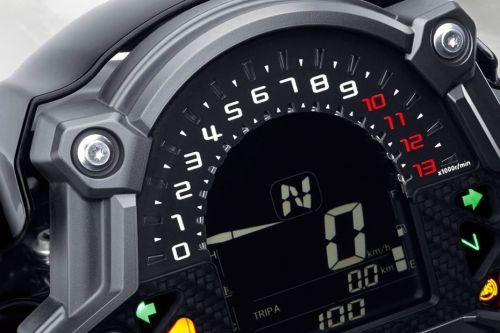 Kawasaki Z650 Speedometer