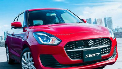 2021 Maruti Suzuki Swift Facelift