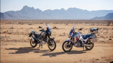 2021 Honda Africa Twin Adventure Sports
