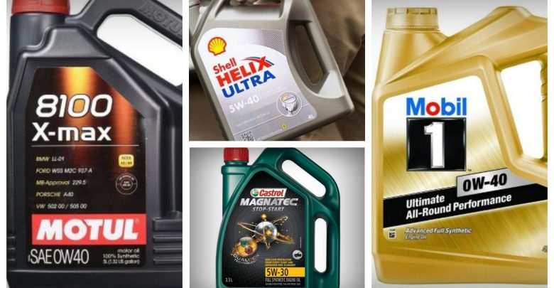 Best engine oil for petrol cars