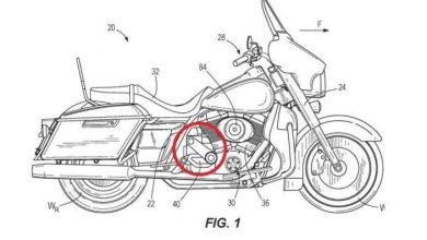 Harley-Davidson Patents Supercharged V-Twin Engine