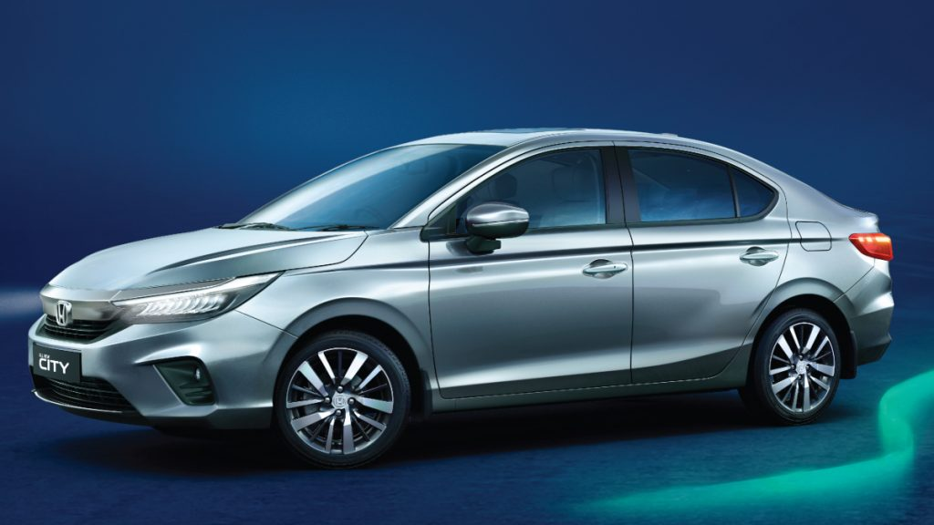 Honda offers discounts up to Rs. 10,000 on 5th generation Honda City