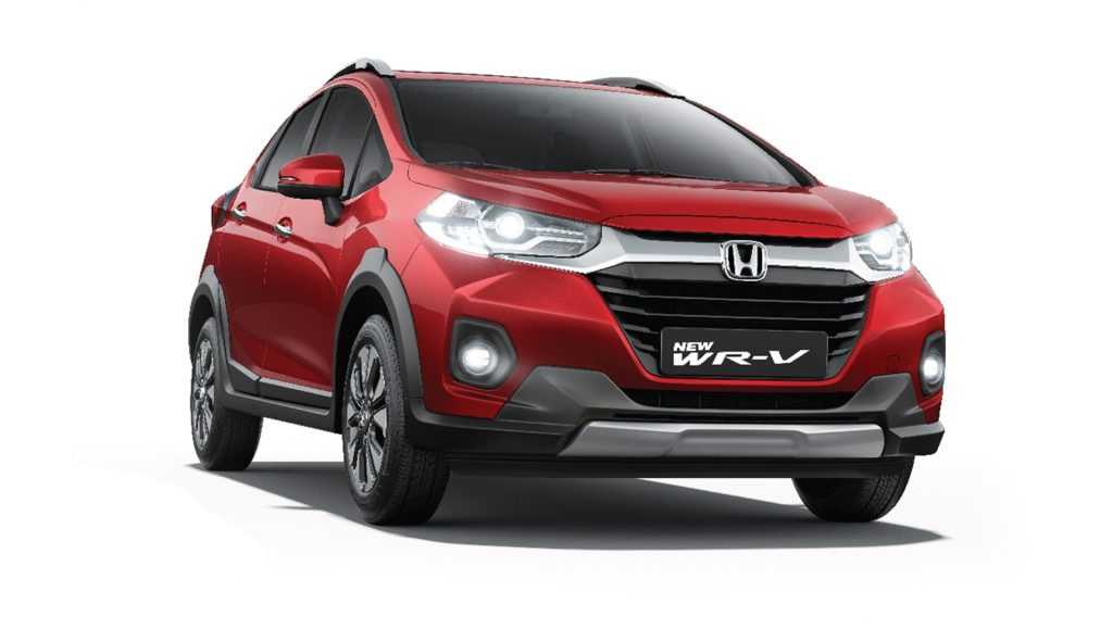 Honda Offers Discounts up to Rs. 32, 527 on Honda WR-V