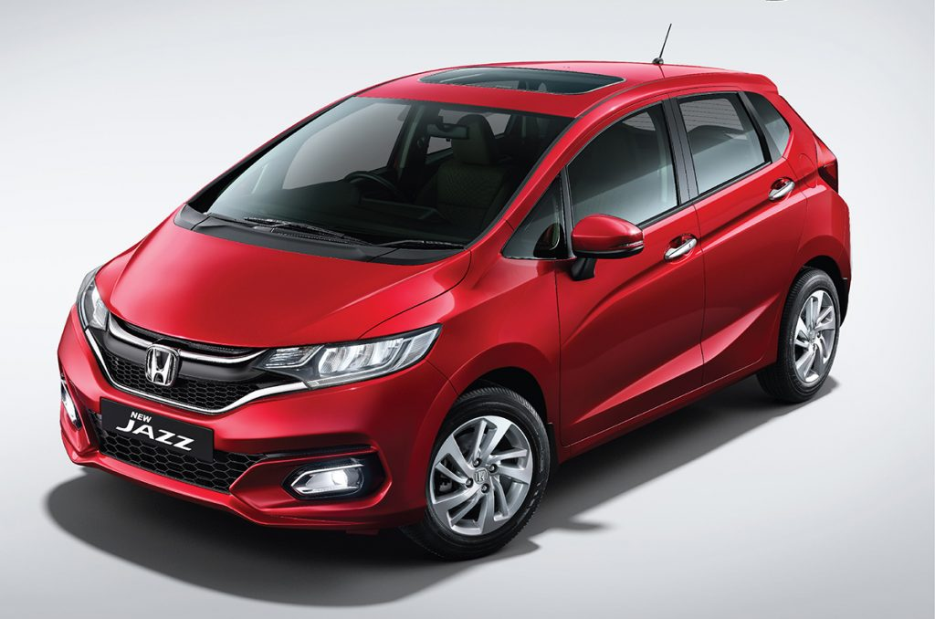 Honda offers discounts up to Rs. 32,248 on Honda Jazz