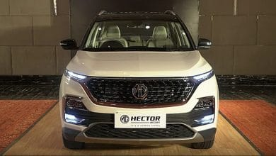 MG Hector Petrol CVT