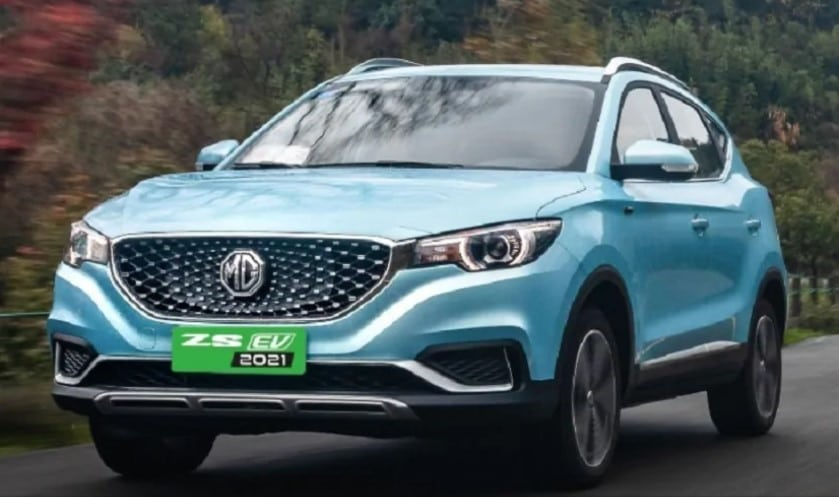 2021 MG ZS EV