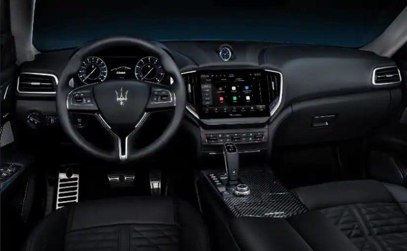 2021 Maserati Ghibli Interior