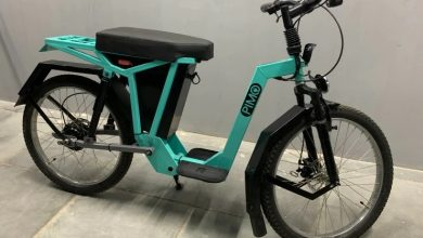 PiMo electric bike