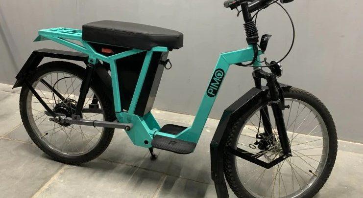 PiMo electric bike