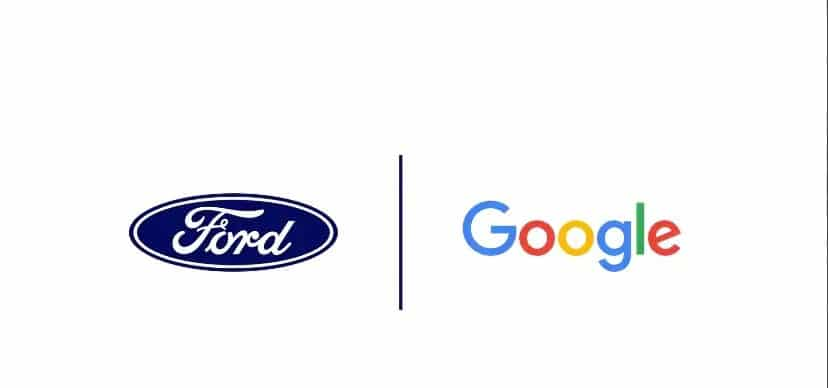 Google and Ford partnership