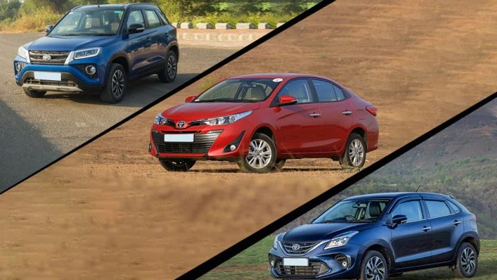 Toyota Offers discount on Toyota Glanza, Yaris and Urban Cruiser.