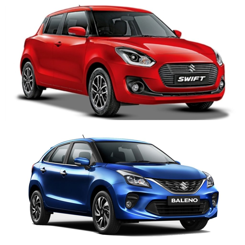 Swift vs Baleno