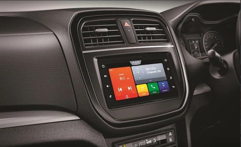 Toyota Urban Cruiser Infotainment System