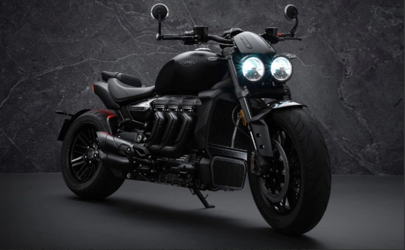 2021 Triumph Rocket 3 R Black