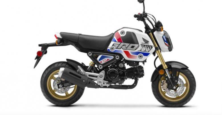 Honda Grom 2022