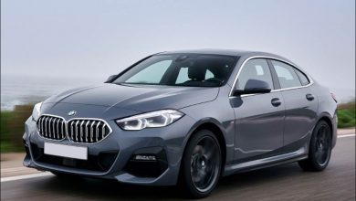 BMW 2 Series Gran Coupe 220i Sport on road