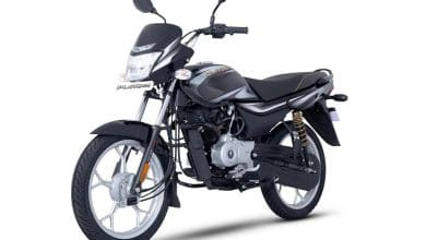 Bajaj Platina 100 Electric Start ES