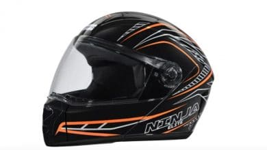 Ninja Elite Super D5 Decor Helmet