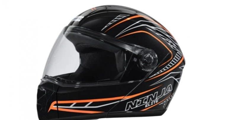 Ninja Elite Super D5 Decor Helmet