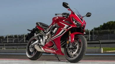 Honda CBR650R bike