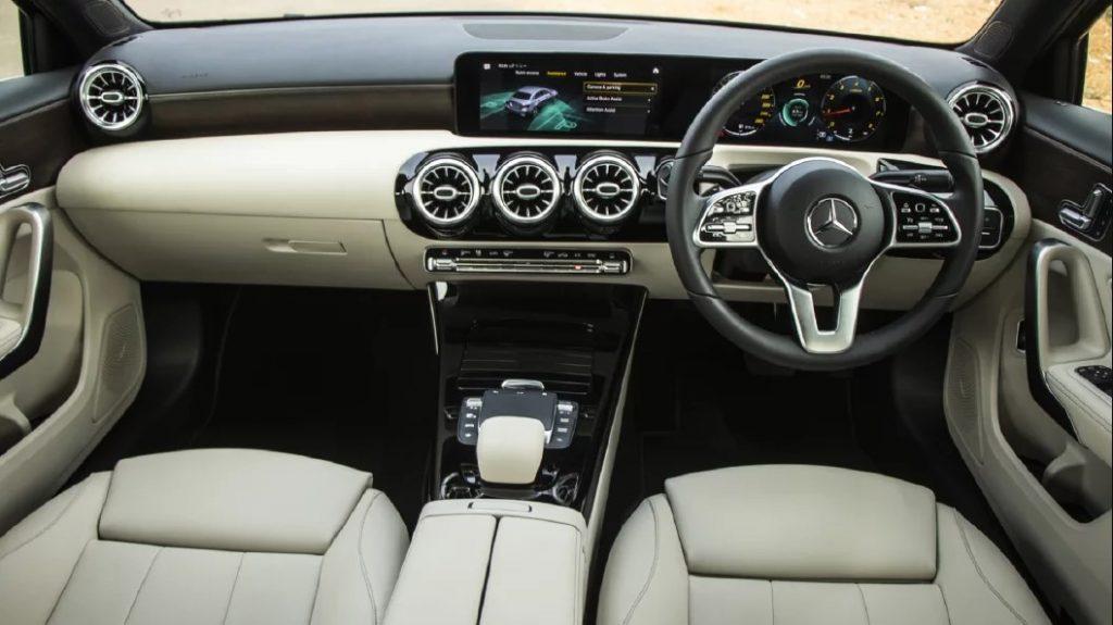 Mercedes-Benz A Class Limousine Interior
