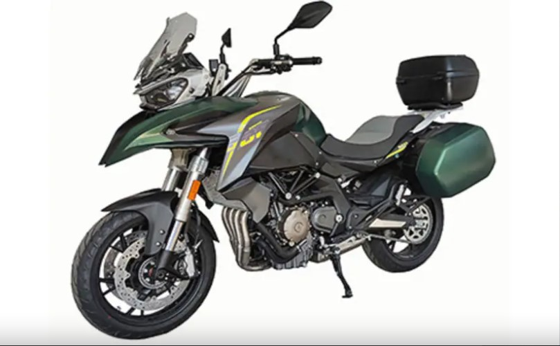 QJMotor 600 cc bike