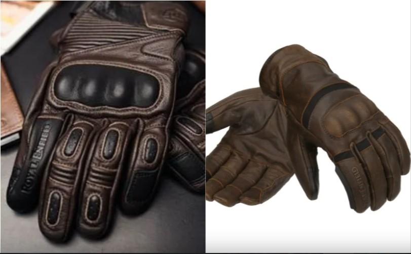 Royal Enfield X Knox gloves