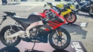 2021 Aprilia RS 125, Tuono 125