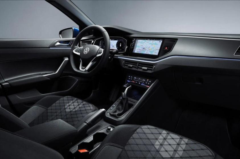 2021 Volkswagen Polo Interior