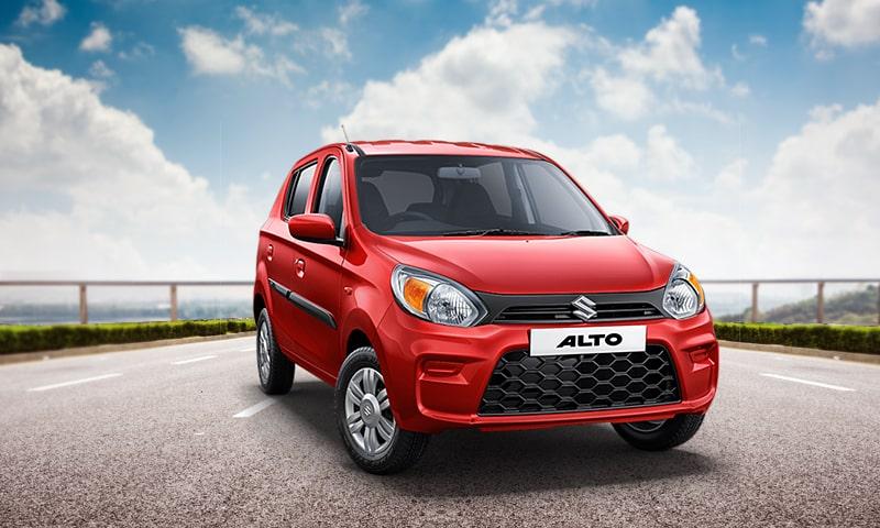 Maruti Suzuki Alto CNG Car