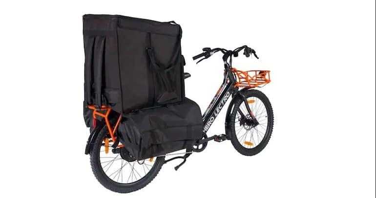 Hero Lectro Winn cargo e-cycle