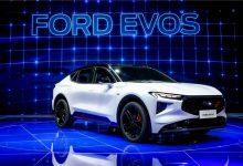 2021 Ford EVOS