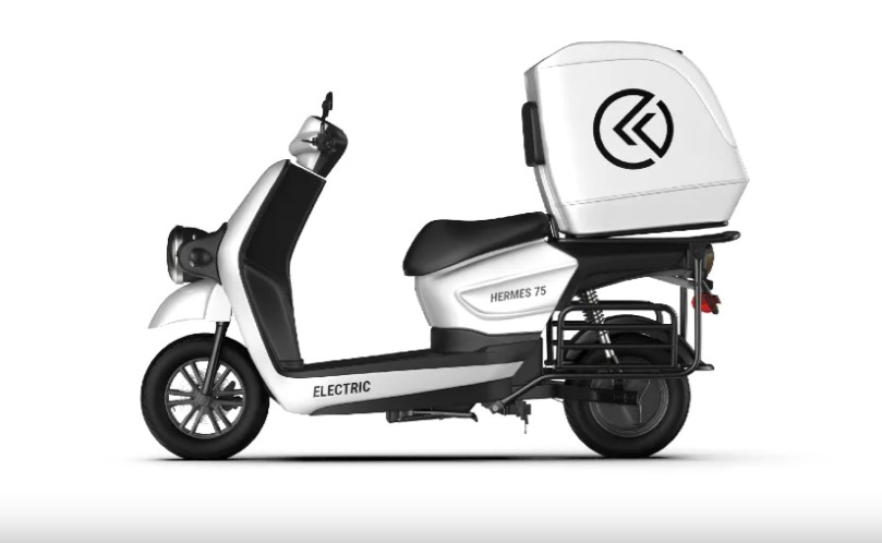 Hermes 75 electric scooter