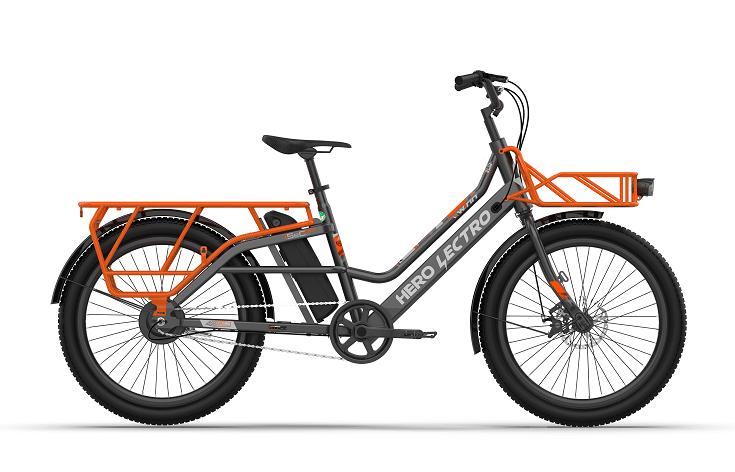 Hero Electro Winn e-cycle