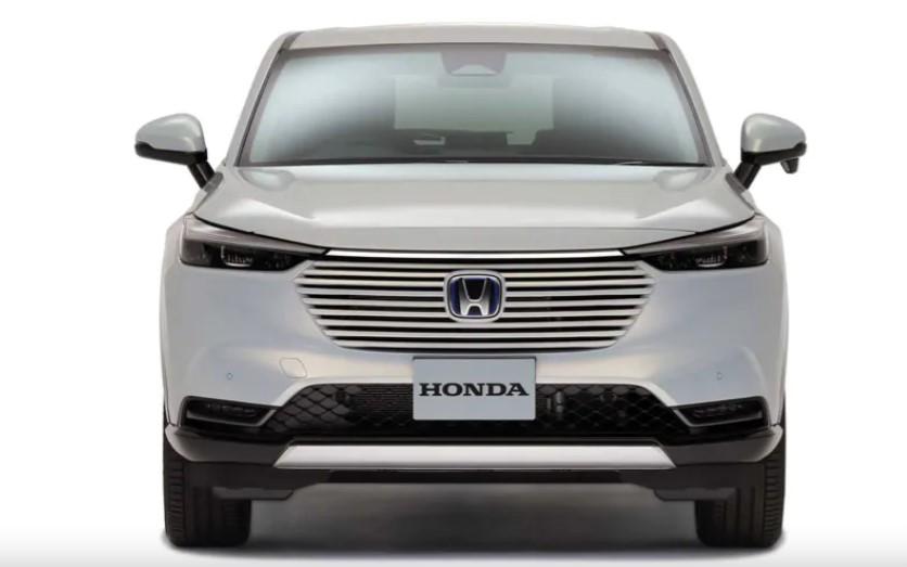 Honda HR-V e: HeV front