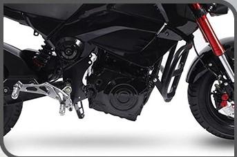 Joy electric bike Monster Engine