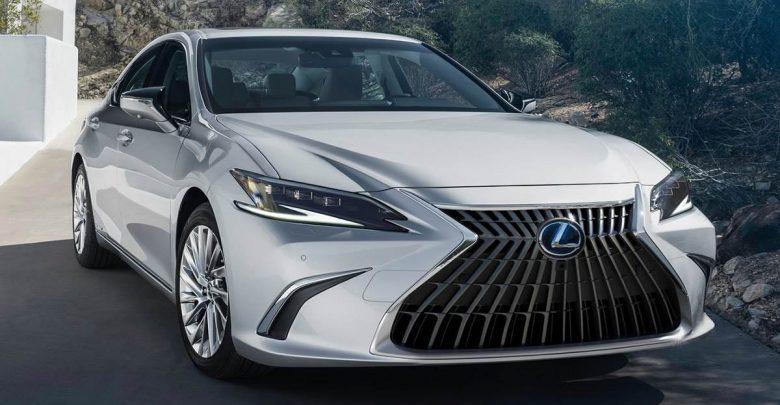 Lexus ES 2022 Front