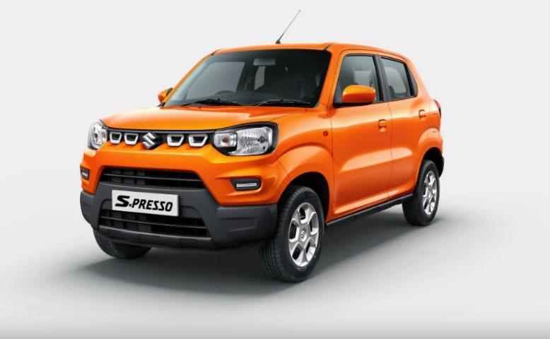 Maruti Suzuki S-Presso CNG