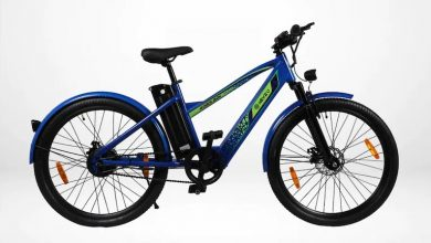 Nexzu Roadlark e-cycle