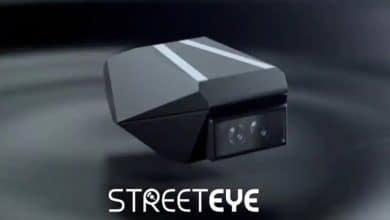 StreetEye device